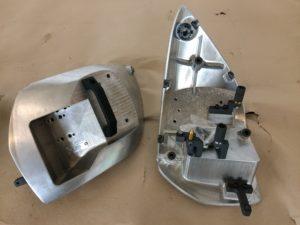 Имитатор заднего фонаря для точного позиционирования деталей в сварочном кондукторе