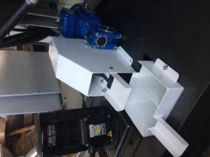 Оборудования для удаления масляной пленки из бака СОЖ на металлообрабатывающем оборудовании