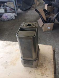 Пуансон для формы литья изделия